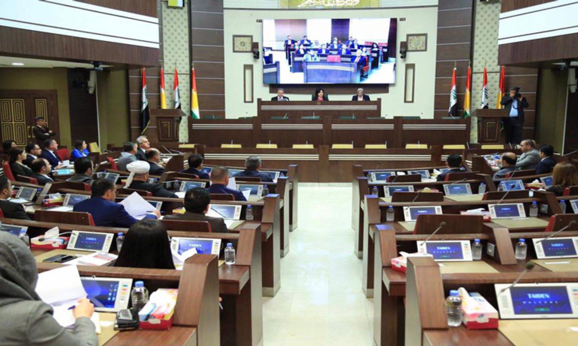 Kürdistan Parlamentosundan Corona tedbiri; diplomatik misafir kabul edilmeyecek