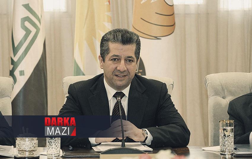 Mesrur Barzani: Raperin, Kürdistan halkının meşru haklarının gasp edilmesini red mesajıdır