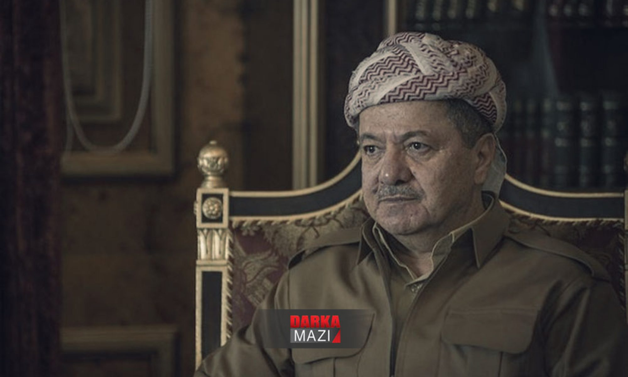 Mesut Barzani, Kürdistan, Halepçe, Enfal