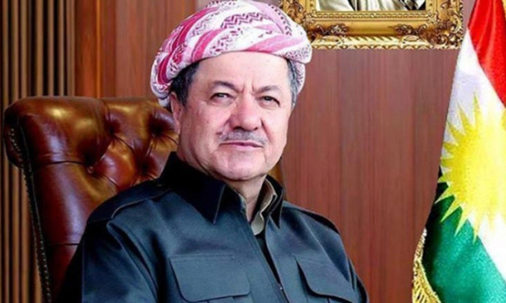 Barzani: Farklı düşüncelere rağmen ortak hareket eden Kürt taraflara teşekkür ederim