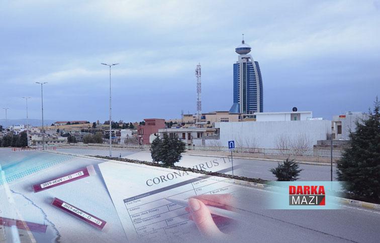 Süleymaniye Corona Covid-13 Kürdistan