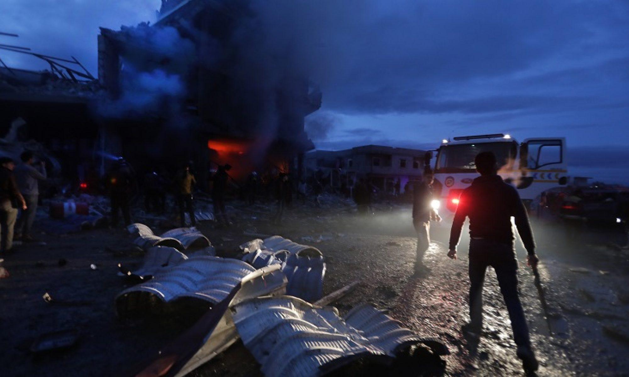 Covid-19 nedeniyle Suriye'de ateşkes çağrısı