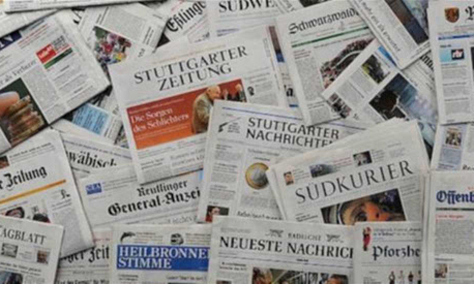 Alman basını: Erdoğan hatalı