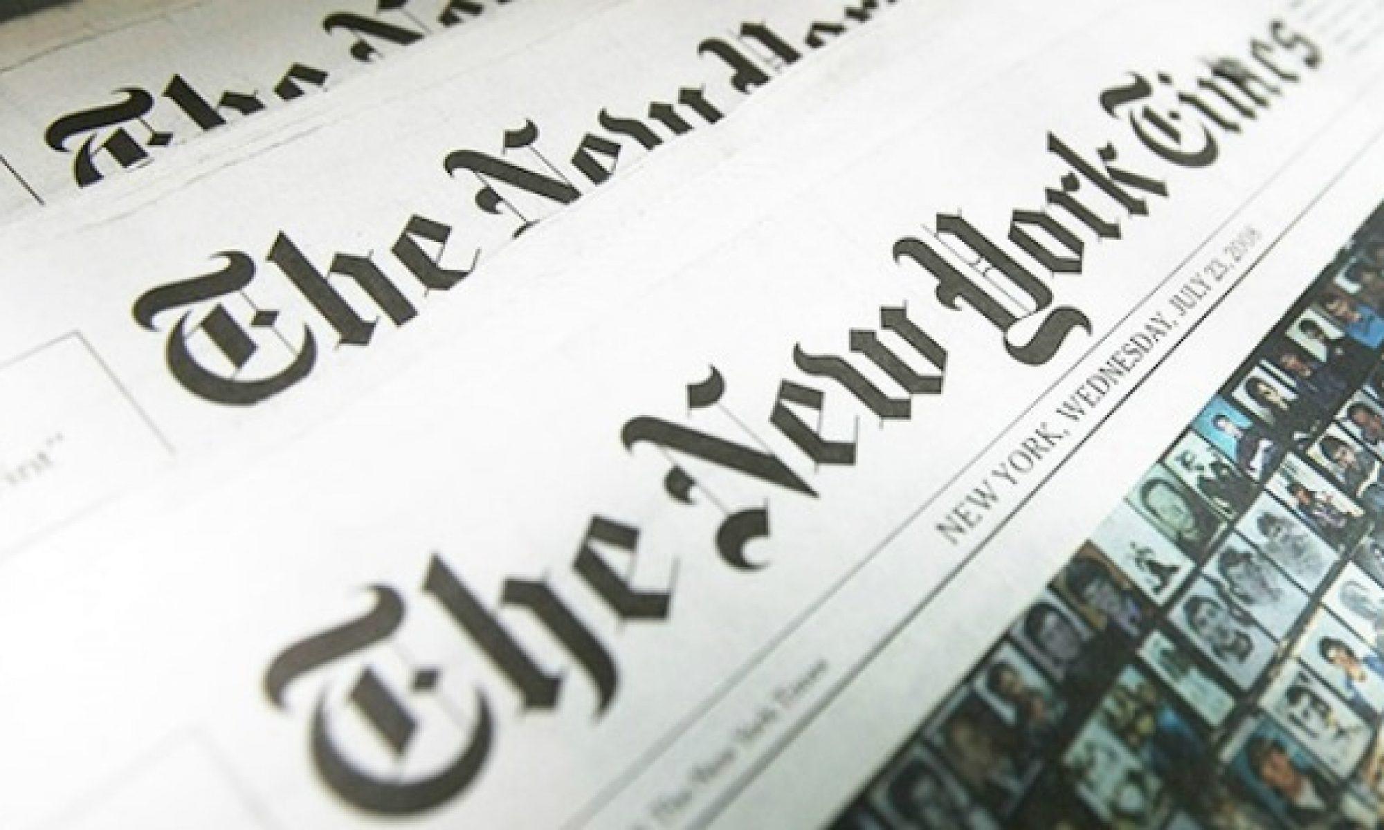 The New York Times: Çin ölüleri gizlice gömdürüyor