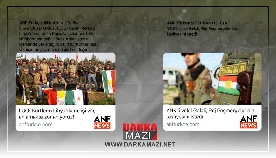 PKK medyasından yeni bir hamlenin startı