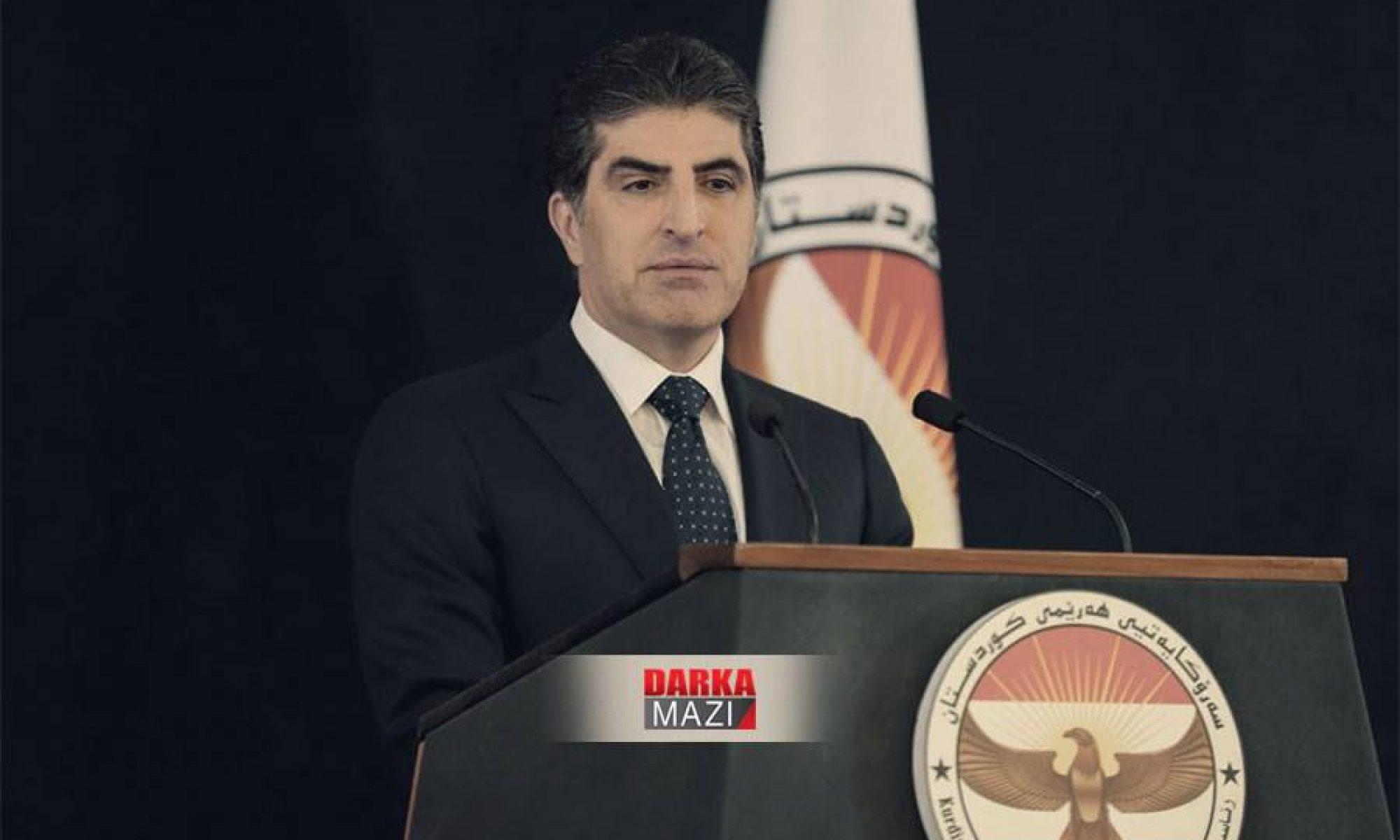 Neçirvan Barzani'den Irak'ın geleceği için önemli açıklama