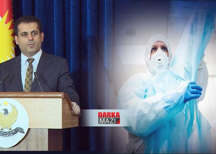 Erbil'in Karzan mahalesinin tümüne coronavirüs testi yapılacak