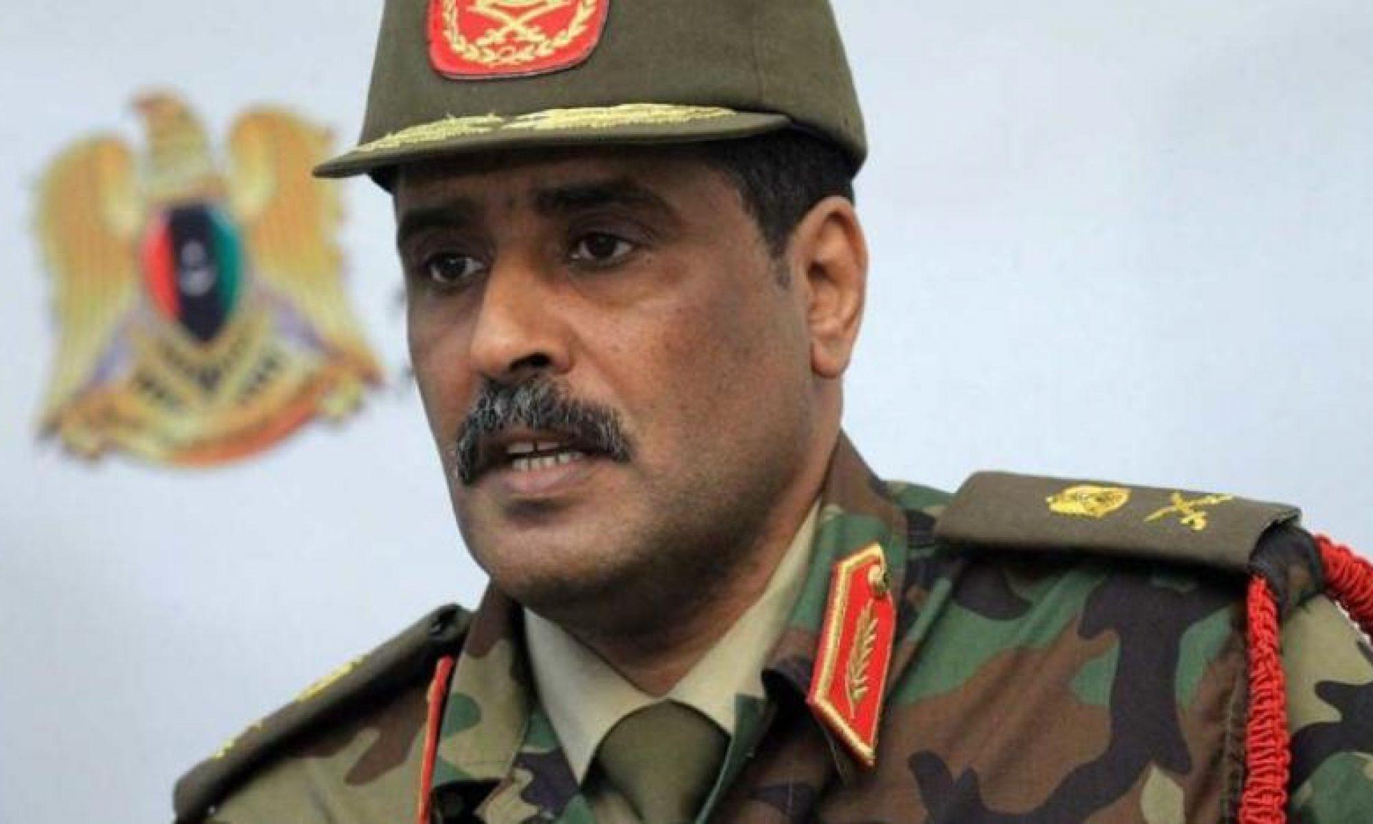 Türkiye savaş gemisi Libya'nın başkenti Trablus'un batısında Libya milli ordusunun mevzilerini vurdu