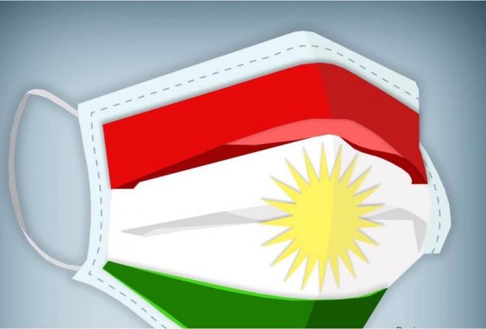 Erbil'de maske fabrikası açılıyor