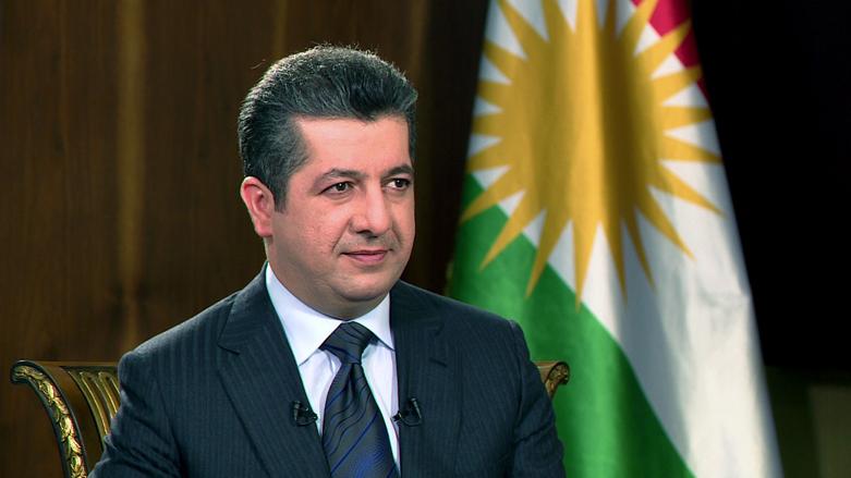 Başbakan Barzani: Zine Werte meselesi hükümet karşıtığıdır