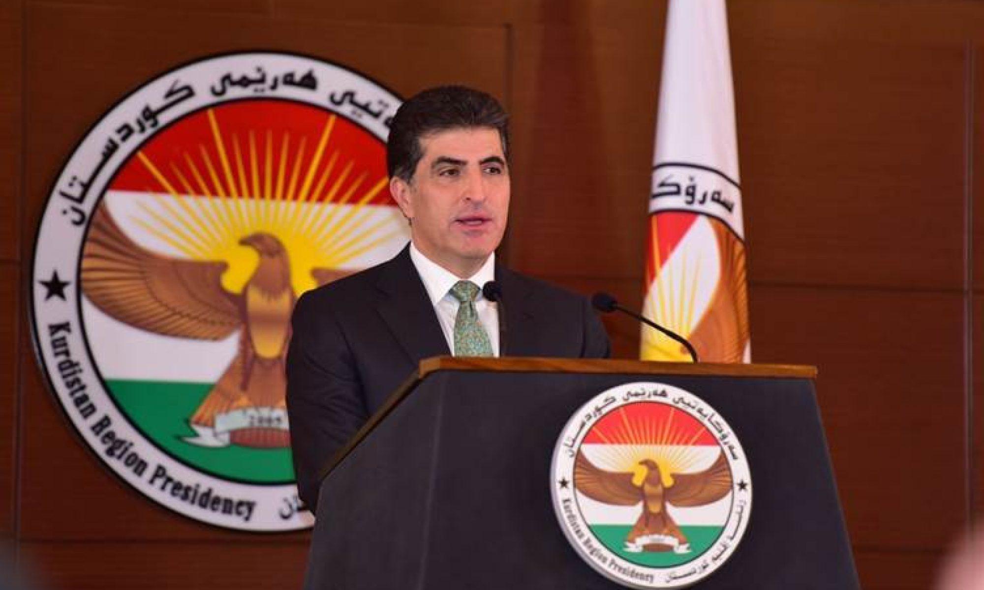 Neçirvan Barzani: Sizlerle gurur duyuyorum!