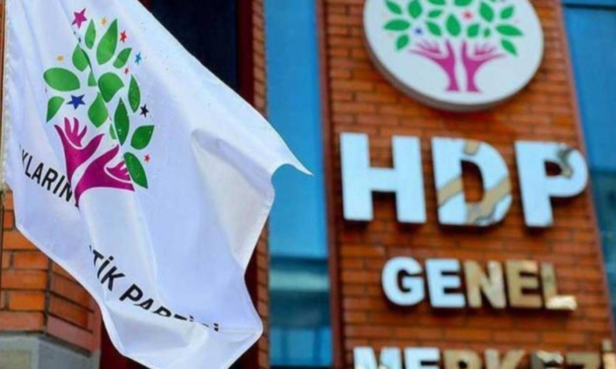 Amed'de HDP-BDP yöneticisi 12 kişi tutuklandı