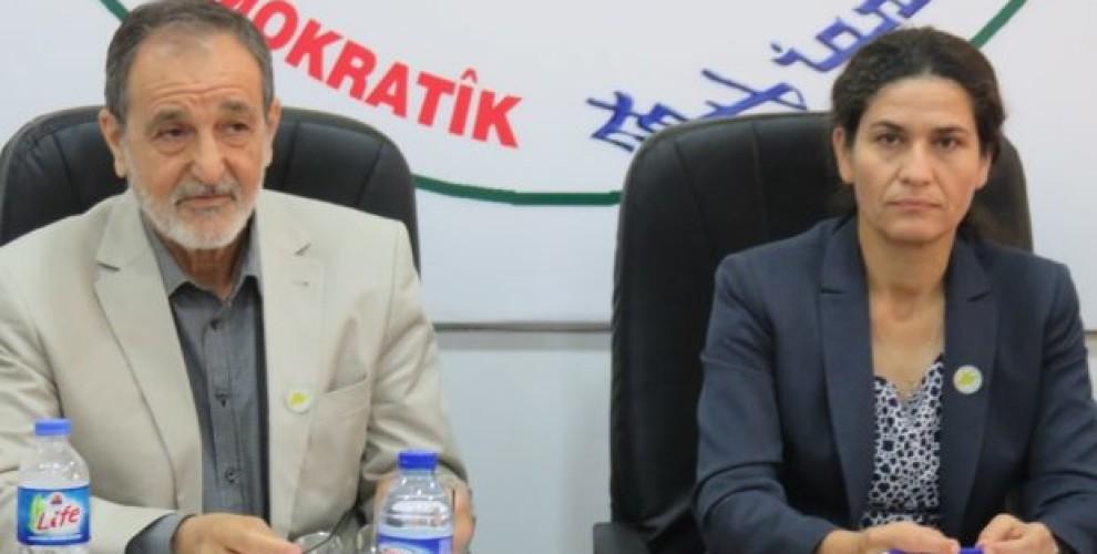MSD Eş Başkanı: Kürt ulusal birliği çözüme büyük hizmet eder