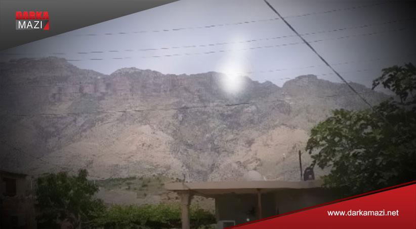 Güney Kürdistan'da arife günü iki köy bombalandı