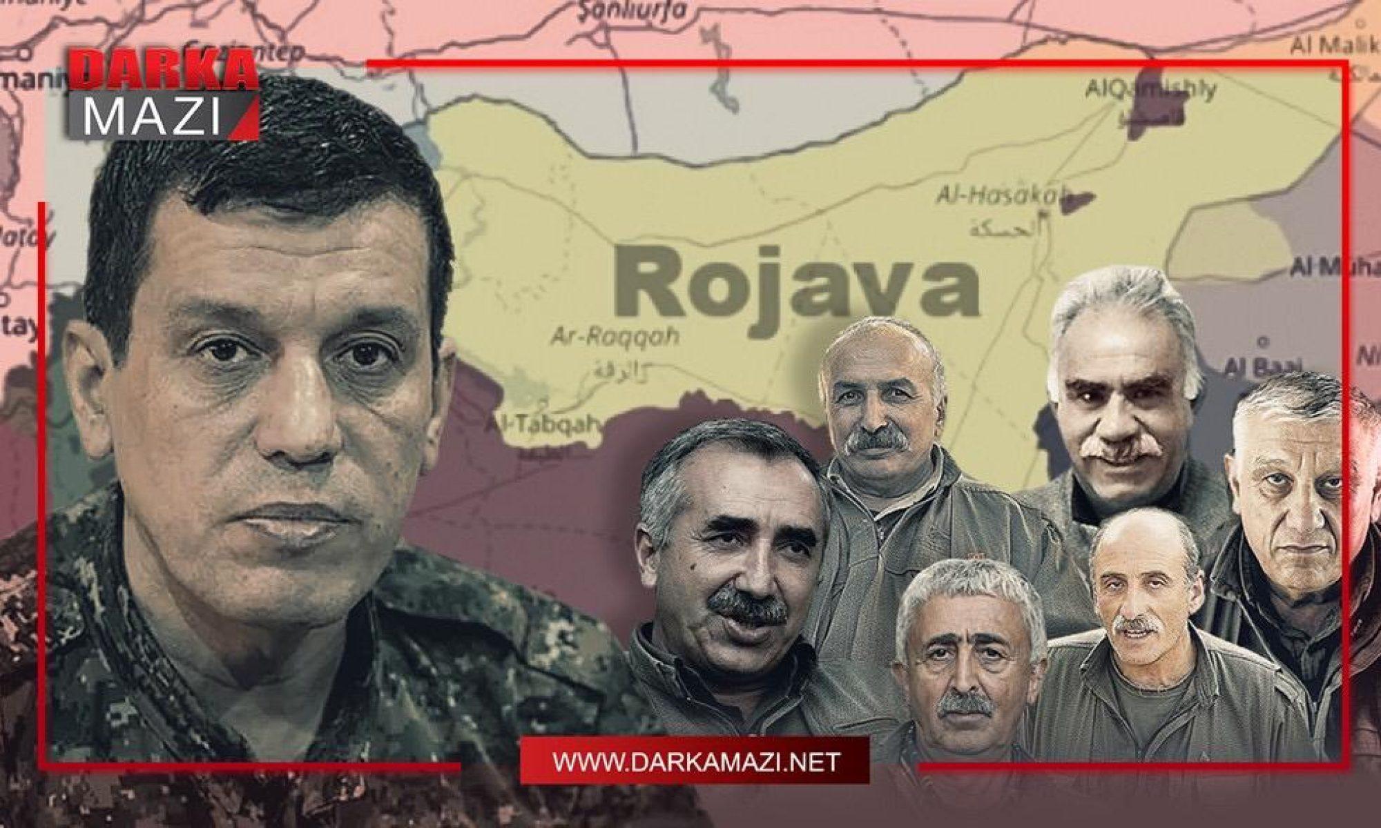 General Mazlum ve Rojava'nın PKK ile imtihanı ENKS, Suriye,