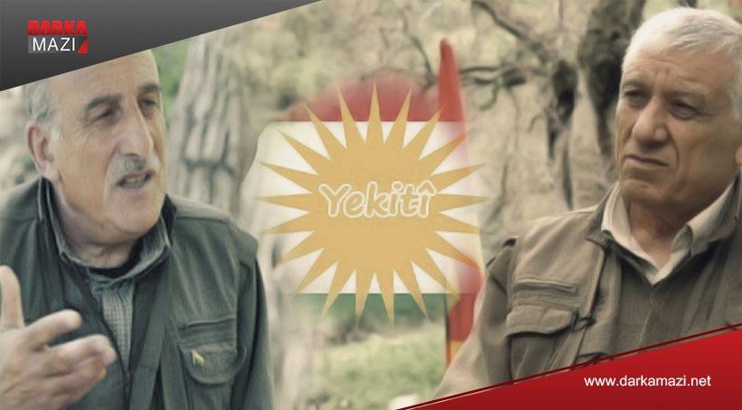 Duran Kalkan, Cemil Bayık, Kürt ulusal birliği ve ali cengiz oyunları PKK, Kandil, Barzani, Öcalan