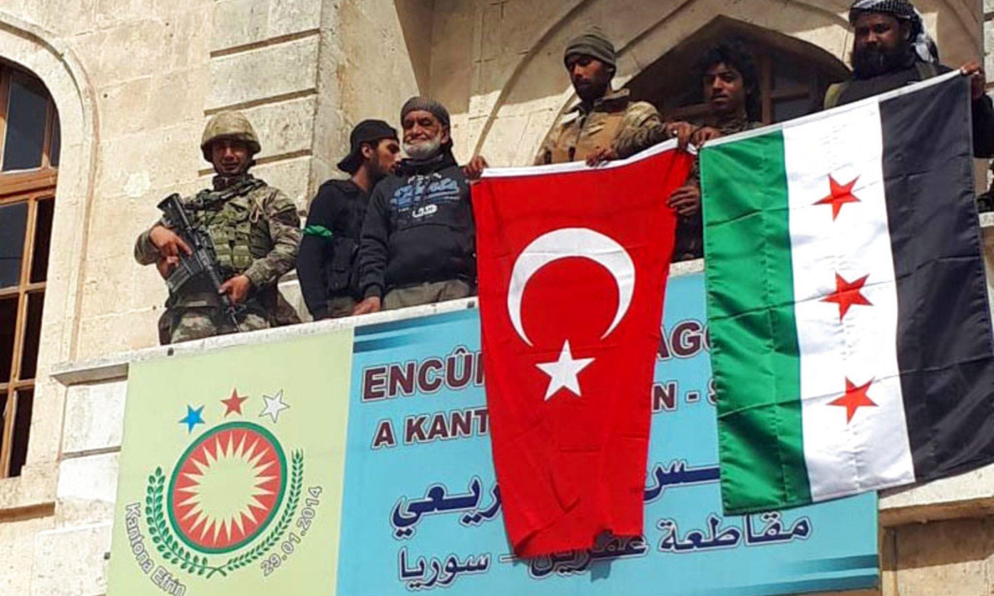 Efrin'in Türkleştirilip Araplaştırılamasında yeni bir adım: Kürtçe eğitim programından çıkarıldı