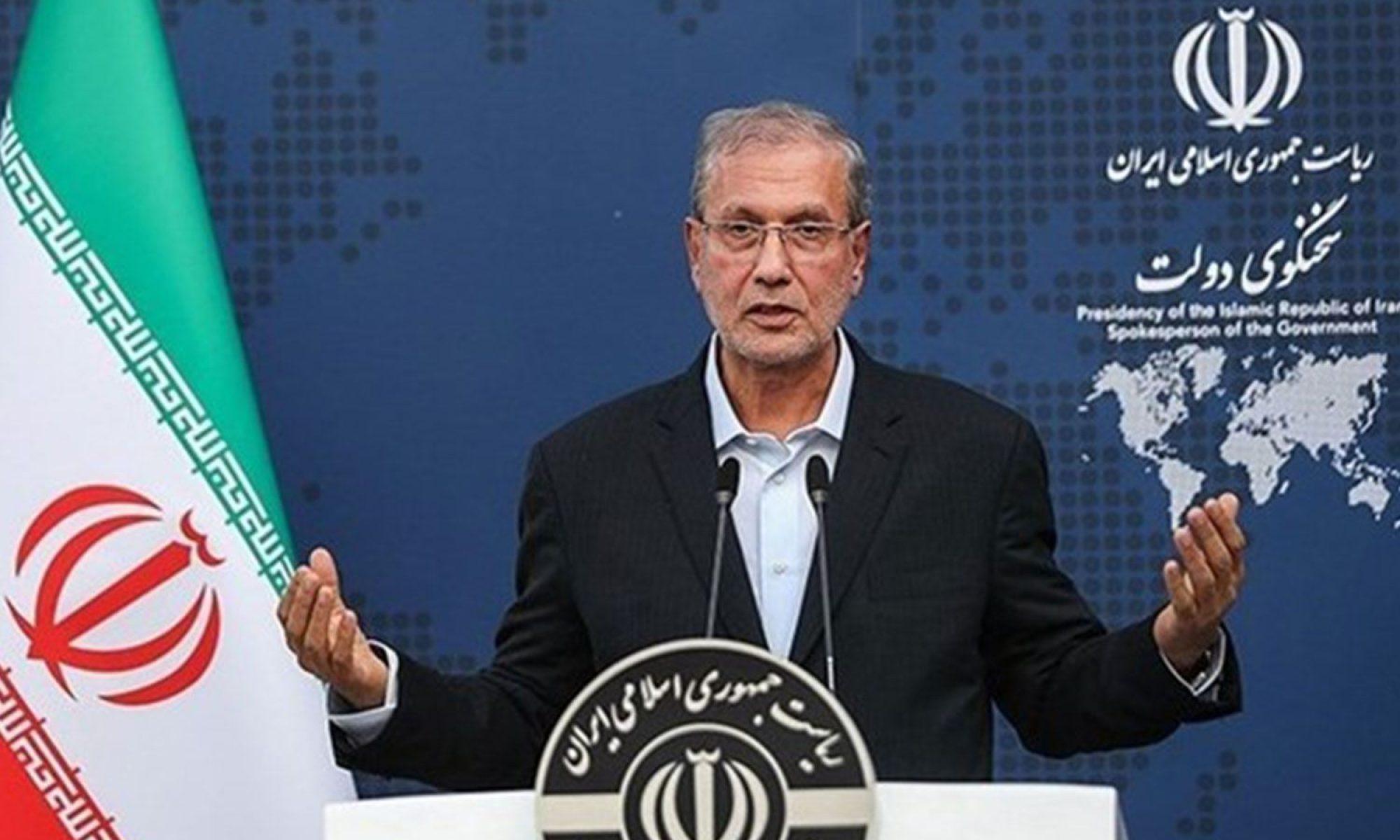 İran hükümet sözcüsü: Trump karektersiz, ABD yaptırımları bizi daha yaratıcı hale getirdi