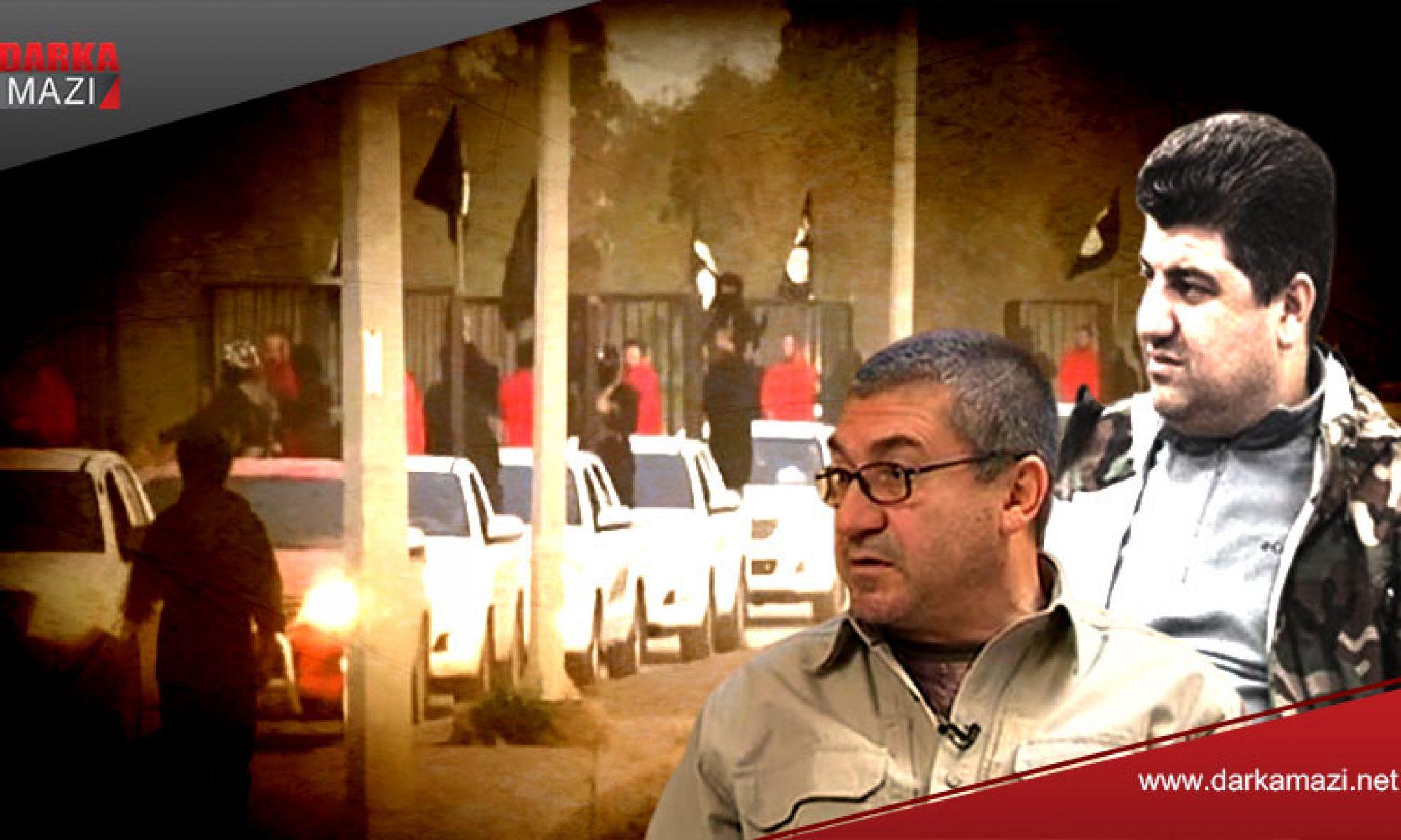 YNK Eşbaşkanları 176 IŞID'li teröristi mahkemesiz Irak'a teslim etti Lahor Cengi Talabani, Kurdistan DAiŞ