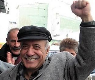 10. kez tutuklanan Kürt siyasetçi Mahmut Alınak tahliye edildi