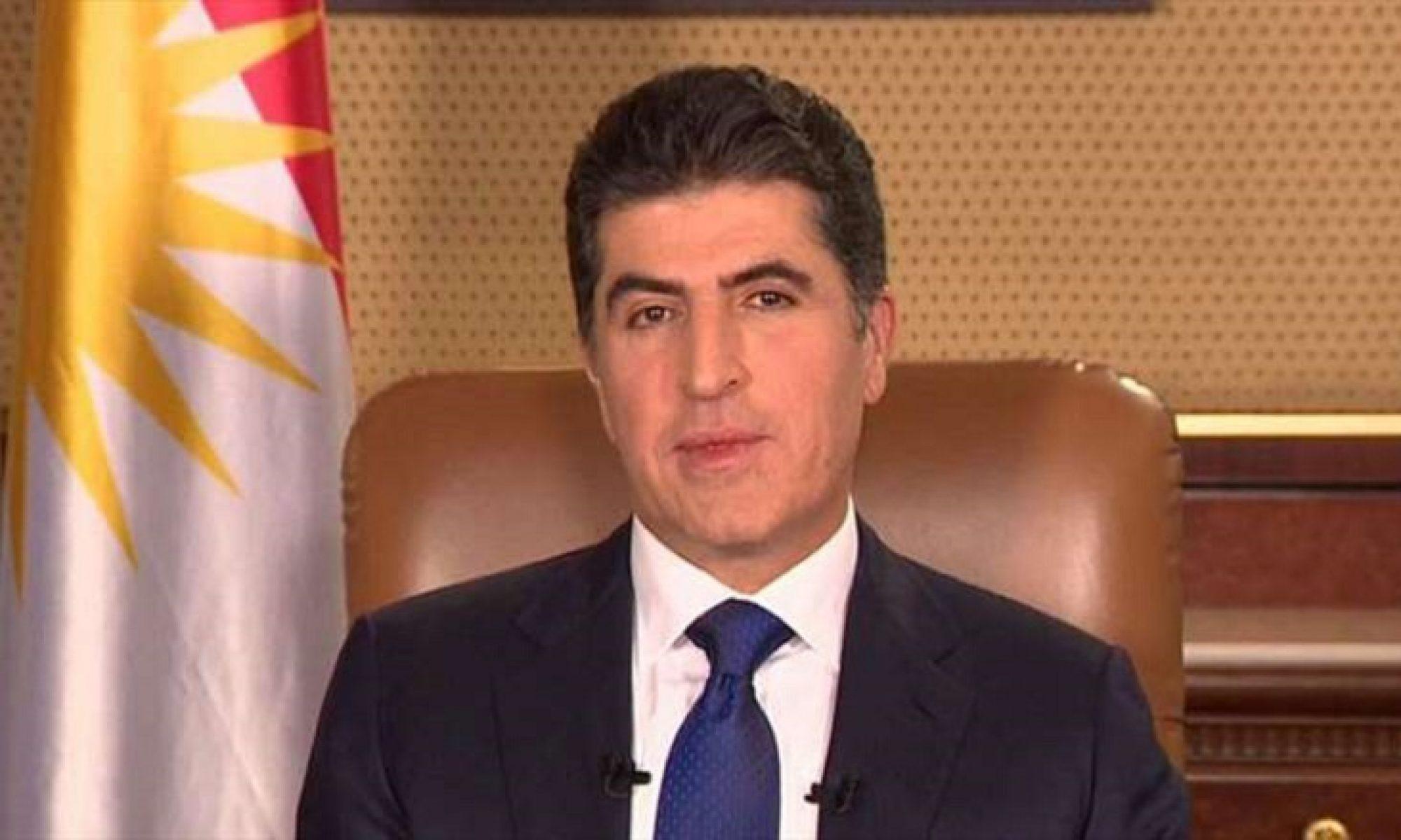 Neçirvan Barzani: Kazımi'nin Kürdistan'ın anayasal haklarını sağlamasını umuyorum