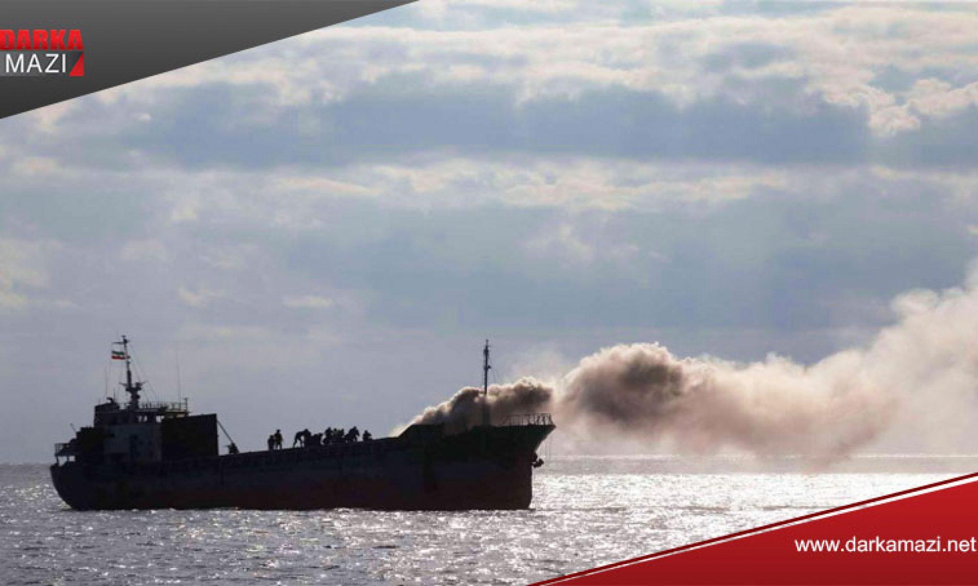 İran Pastarlar Ordusu Uman denizinde kendi güçlerini vurdu
