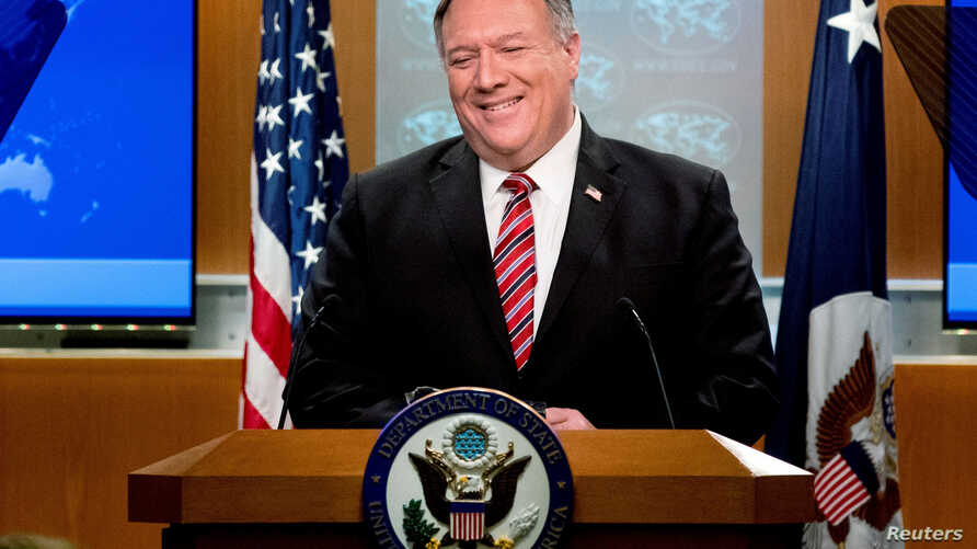 ABD'den Kazimi'ye tam destek