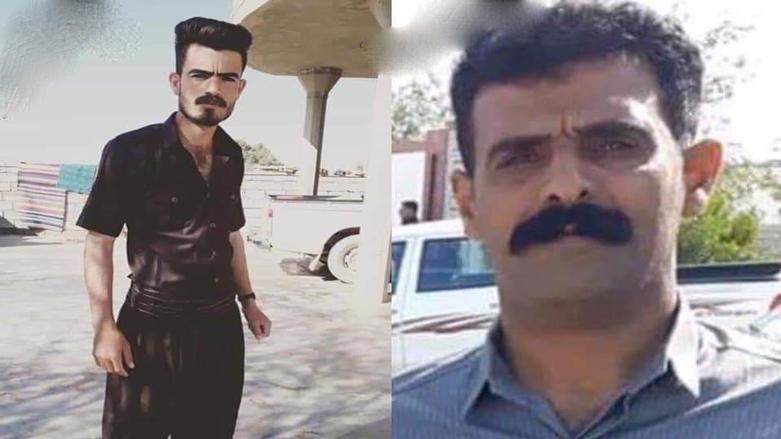 Xaneqin'de kaçırılan iki Kakeyi Kürt öldürülmüş halde bulundu