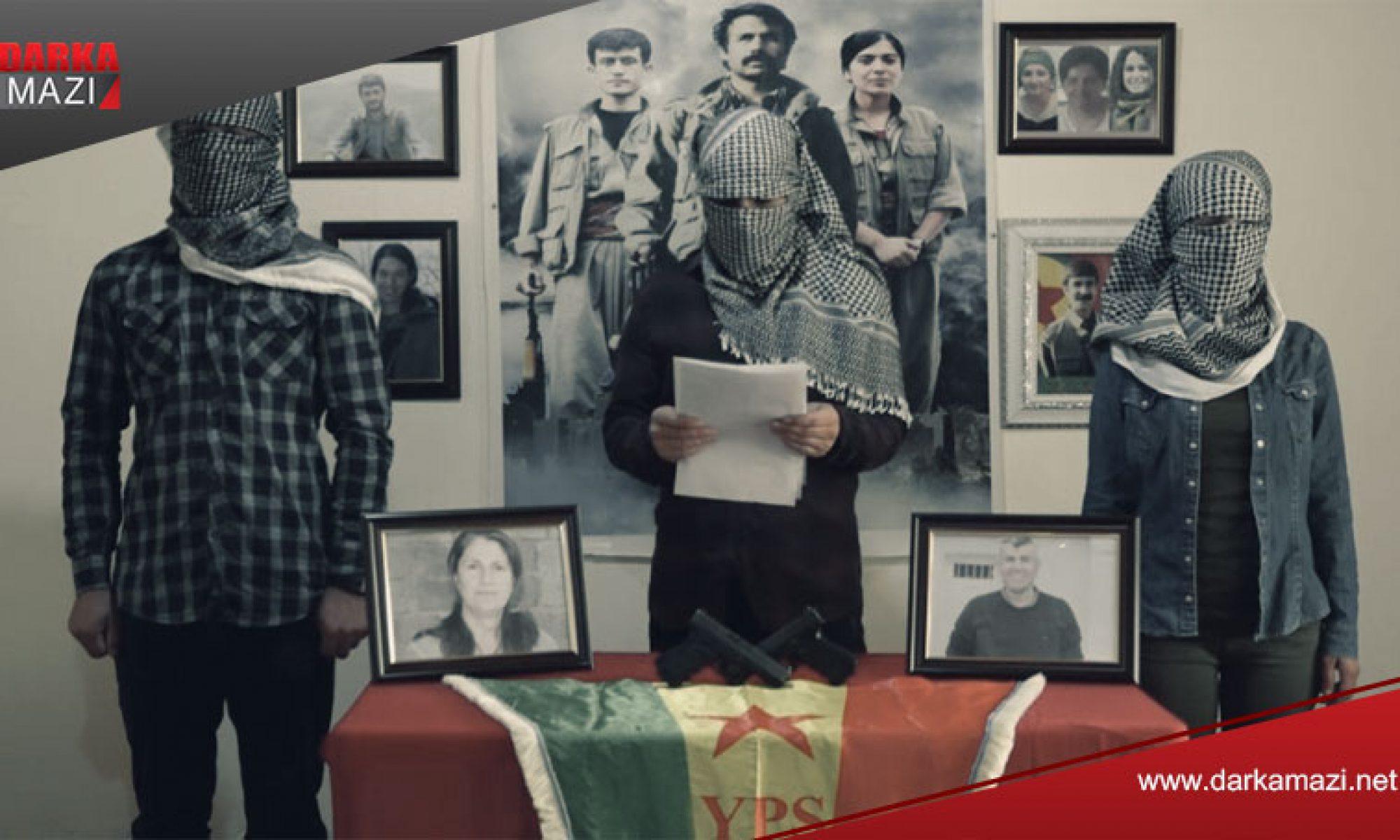 YPS tekrar sahnede, Kürdistan, PKK, YPS- Jin