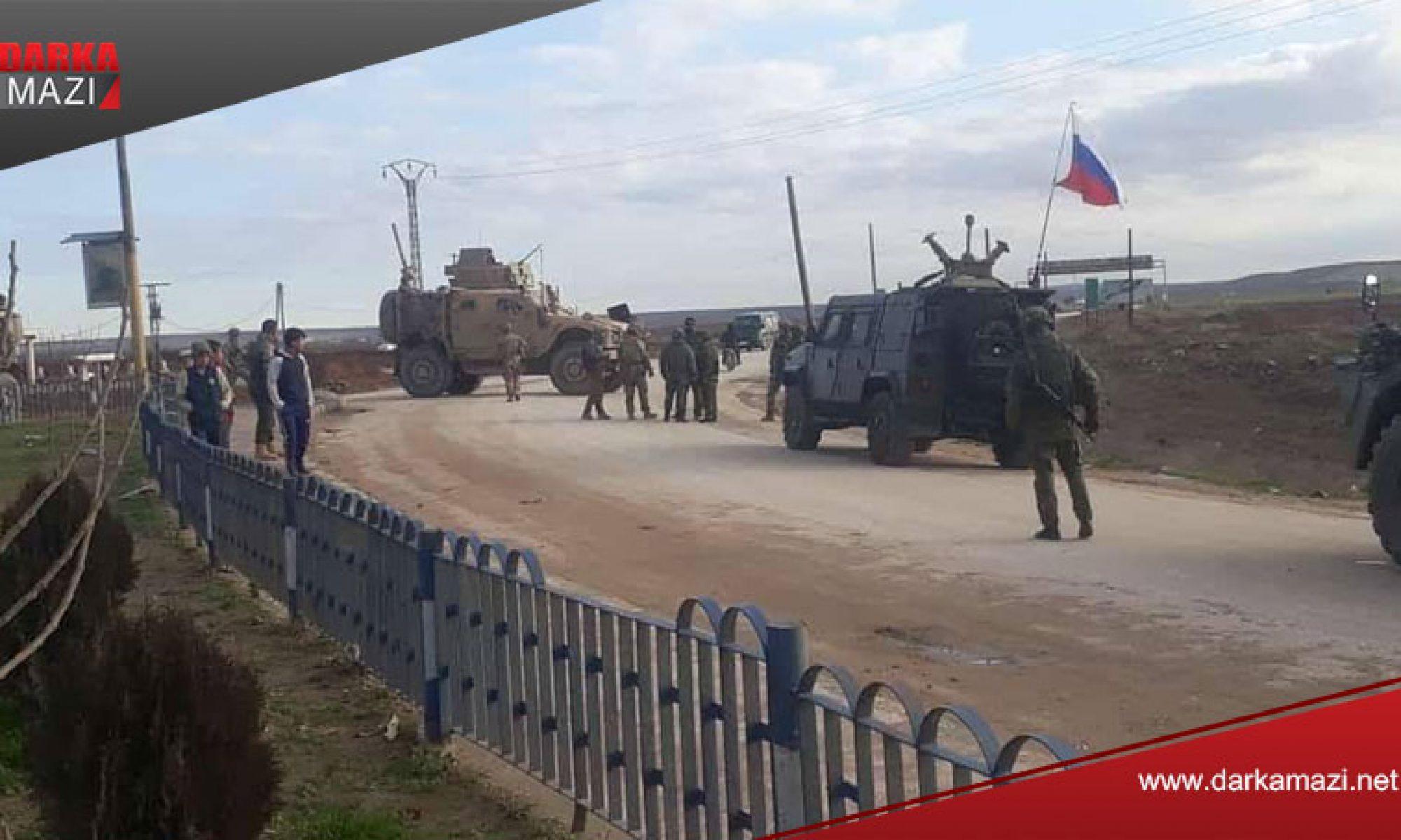 Rojava'da ABD-Rusya arasında bu gün de sorun yaşandı