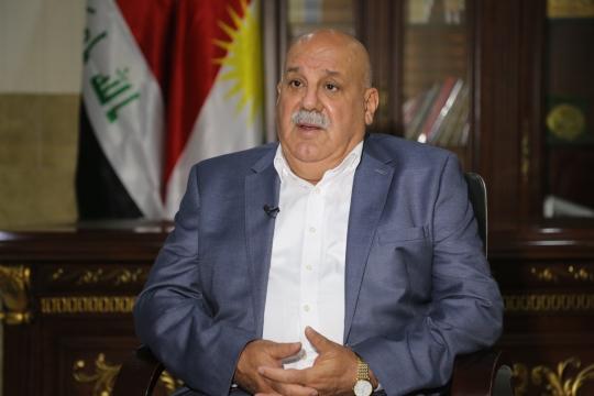 Peşmerge Bakanlığı Genel Sekreteri Cabbar Yaver: Irak Federal Hükümetinin Türkiye ve İran'ın bombalama ve top atışlarına yönelik açıklamalarını şüpheli buluyorum
