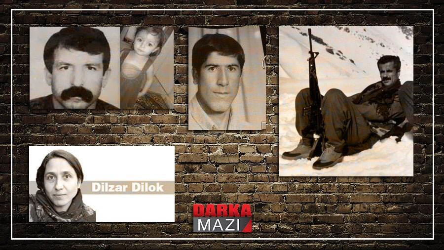 PKK'li kadın yazardan Peşmergeye hakaret Dilazar Dilok, Kürdistan, PKK, Özgür Politika, ANF