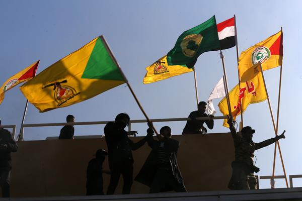 Irak Hizbullahından ABD'ye Irak'tan çıkması için tehdit