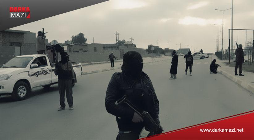 Halkın gözü önünde HSD savaşçısını kaçırıp öldürme yemini ettiler