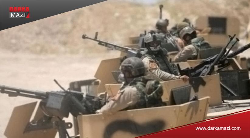 Irak'ta Haşdi Şabi karargahlarına baskın