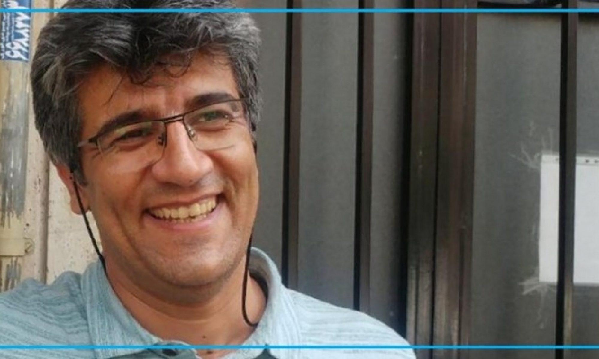 Türkiye'nin İran'a teslim ettiği Kürt gazeteci tutuklanmış Nesrullah Leşeni