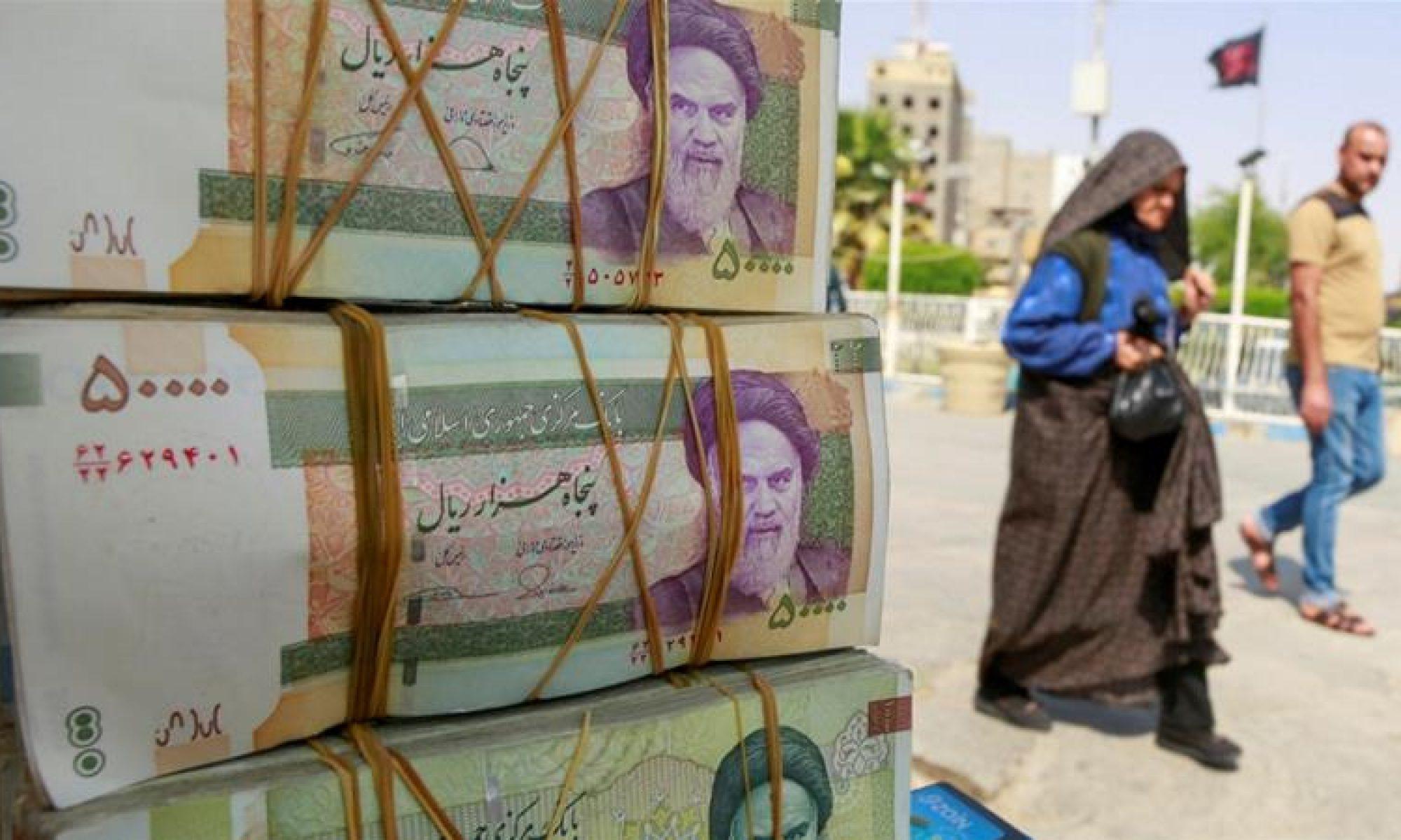 İran ekonomisi ve İran riyali çökme noktasına geldi
