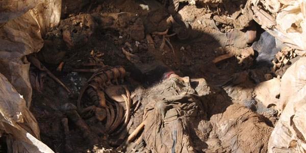 Ozan Hogir ve 40 arkadaşının olduğu toplu mezarın açılmasına izin verilmedi