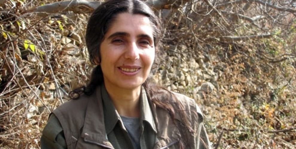 KJB yöneticisi Leyla Agiri'nin Kobani'de SiHA suikasti sonucu hayatını kaybettiği iddia edildi Leyla Van, Filiz Arslan, Günay Aslan, KCK,