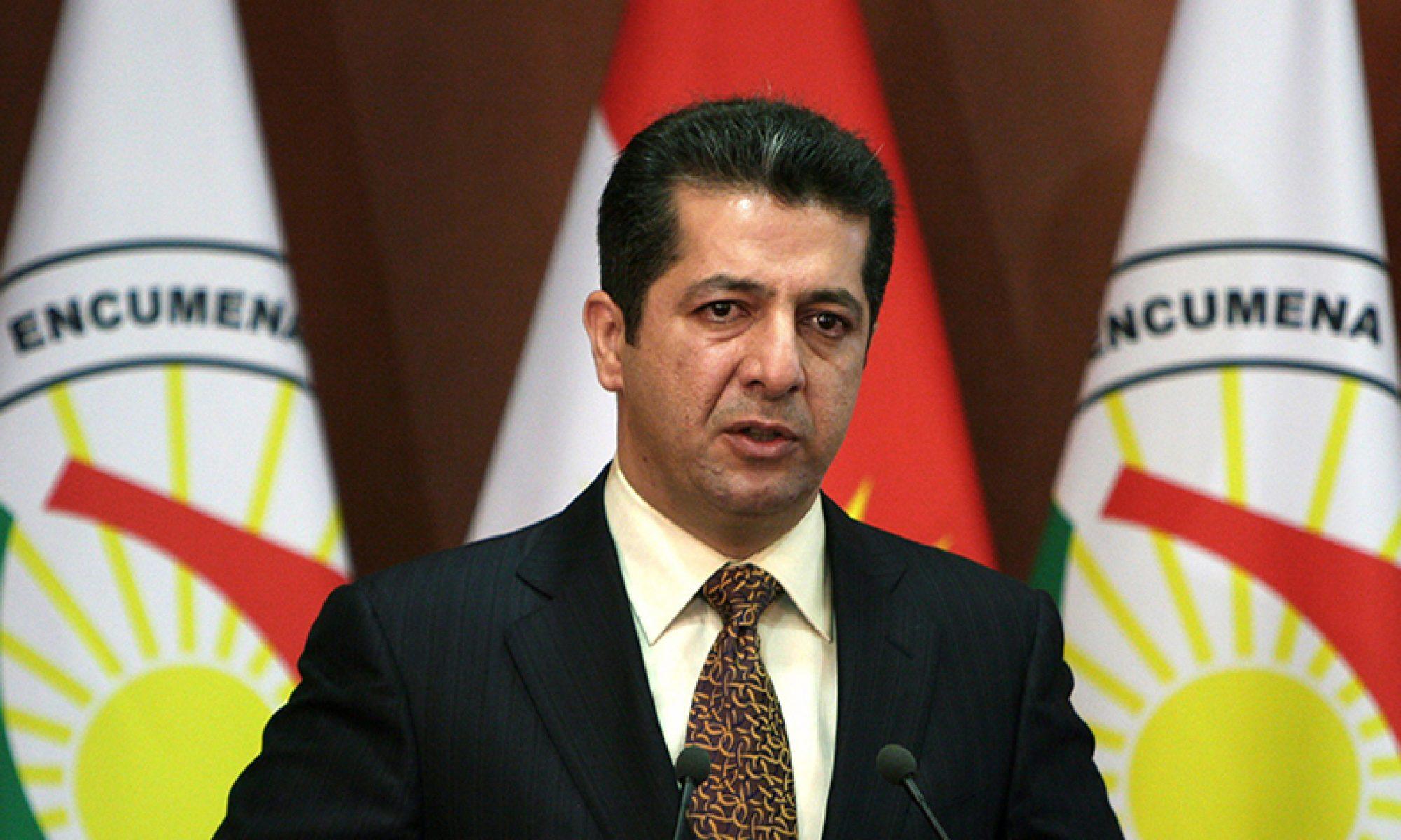 Barzani: Kürdistan halkı anayasal haklarından taviz vermeyecek