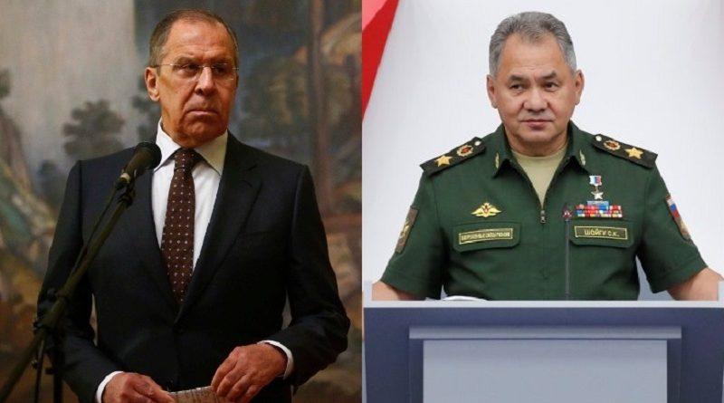 Lavrov ve Şoygu'nun Türkiye ziyareti ertelendi