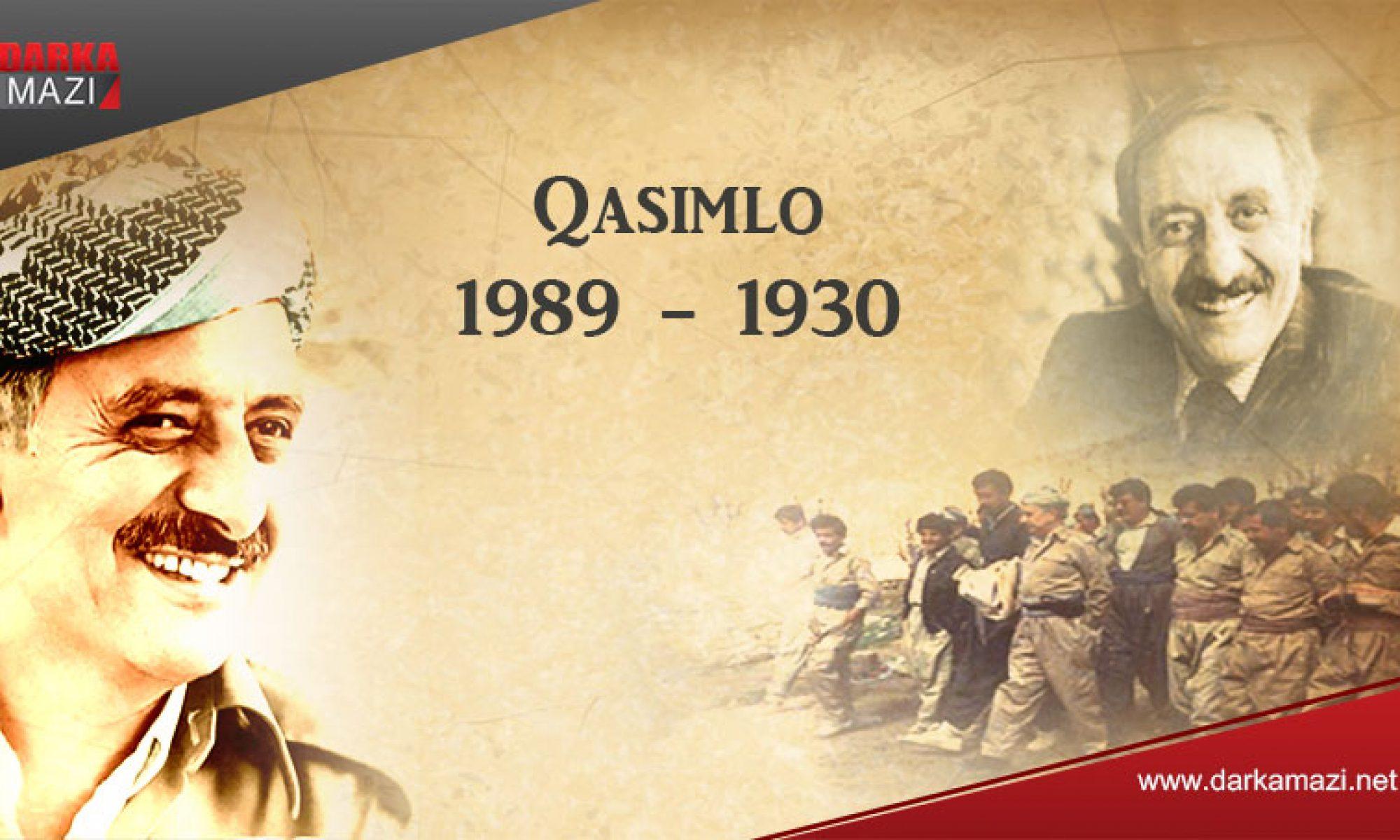 Katledilişinin 31'inci yılında Kürtler Qasımlo'yu unutmadı