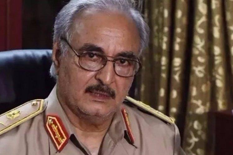 Halife Hafter: Libya'nın bugünü ve geleceğinin Türk sömürgeciliğinin ciddi tehdidi altında