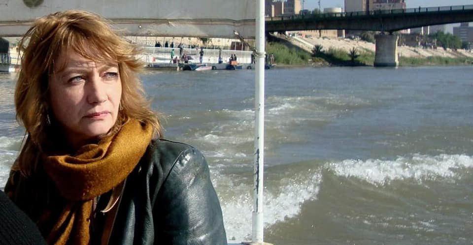 Alman aktivist Hella Mewis Bağdat'ta kaçırıldı