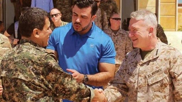 CENTOM Komutanı McKenzie: General Mazlumla görüştüm, Fırat'ın batısındaki durumdan kaygılıyız