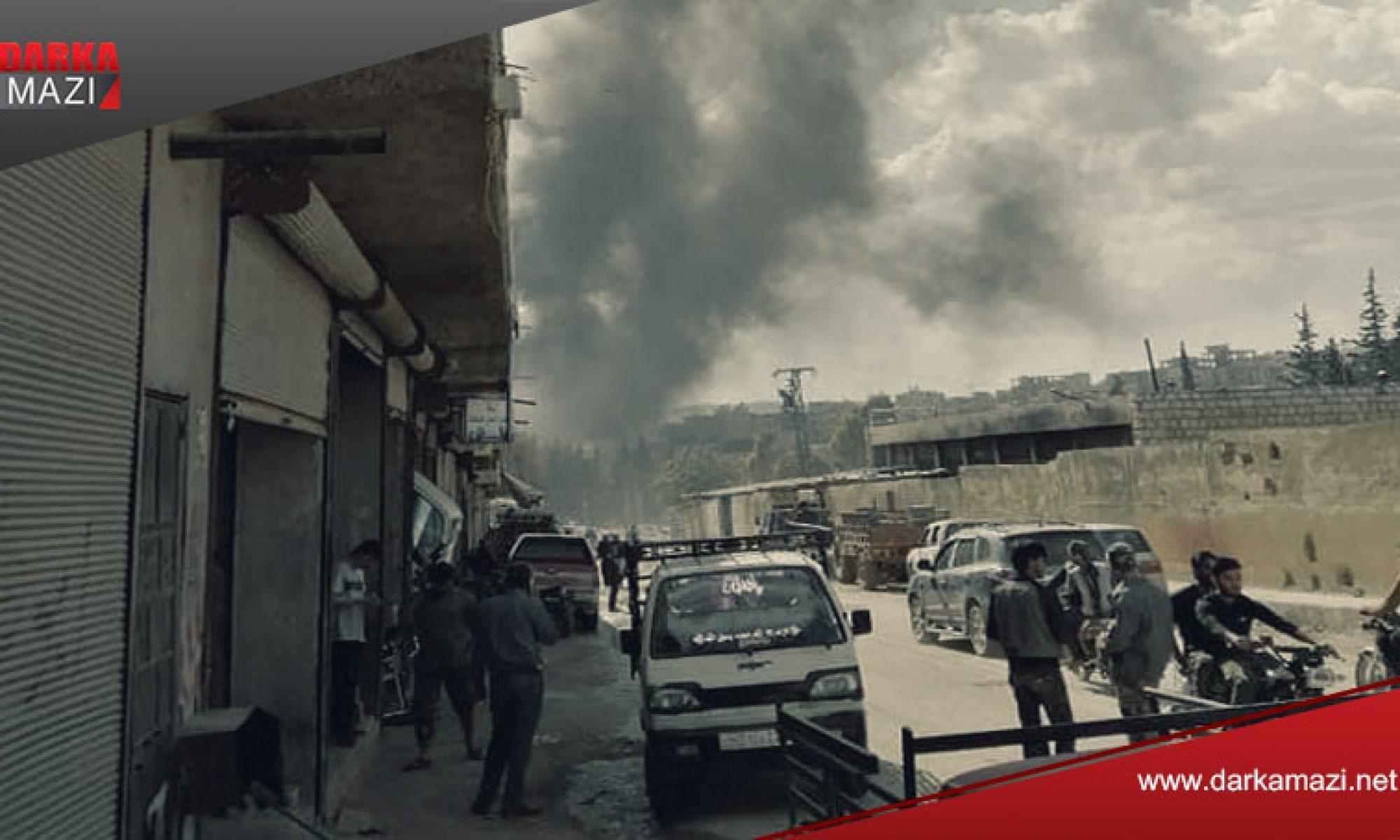 Efrin'te Türkiye'ye bağlı çetelere eylem: Feylak El Şam sorumlusu El Bedra öldü