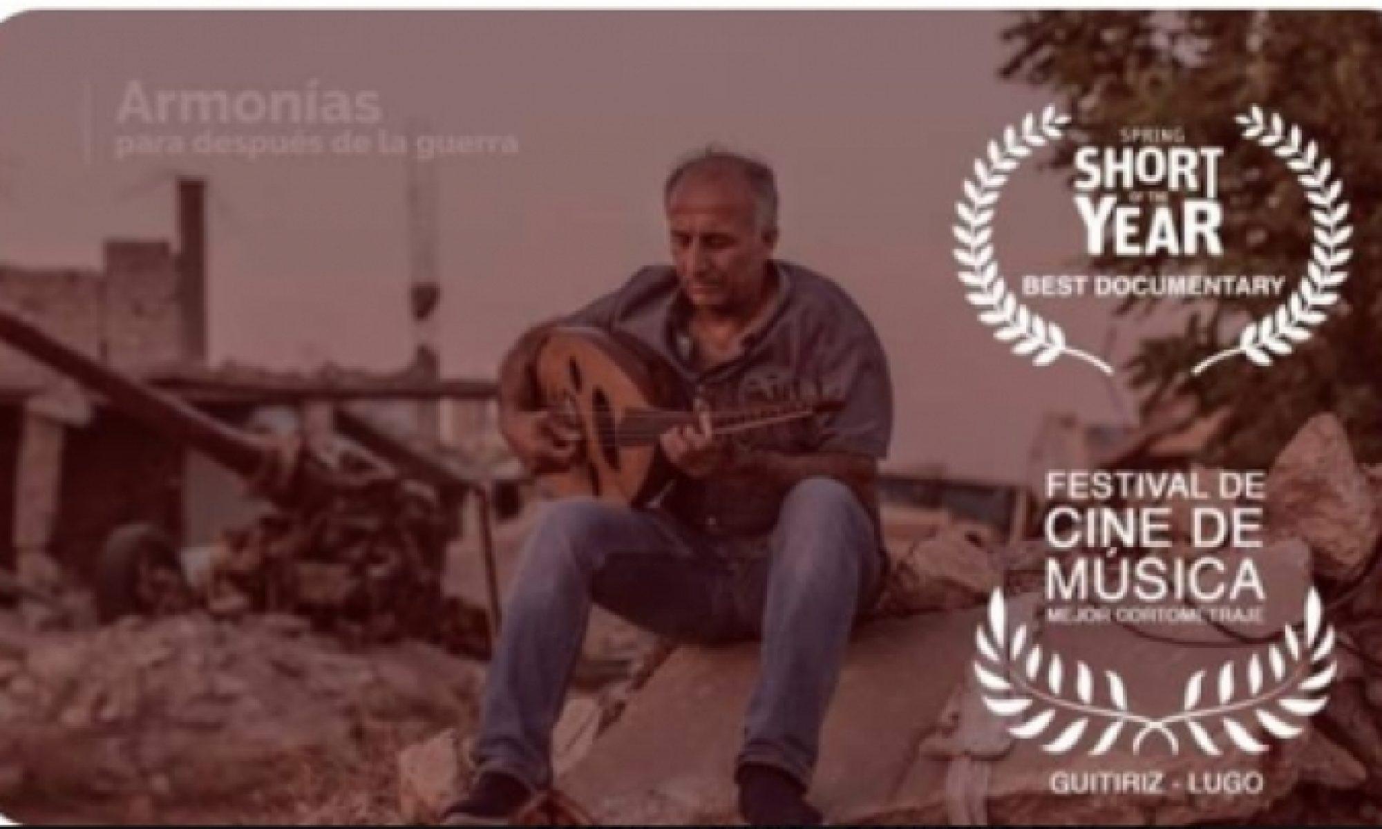 Gani Mirzo'nun 'Savaş Sonrası Armoni'sine İtalya'da 'En İyi Kısa Belgesel' ödülü