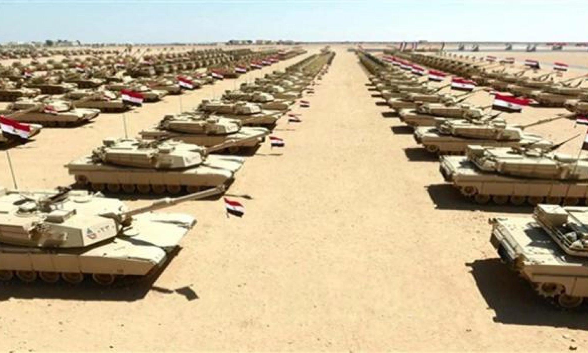 Tuğgeral Xalid Akaşa: Mısır ciddi bir askeri hazırlık içinde