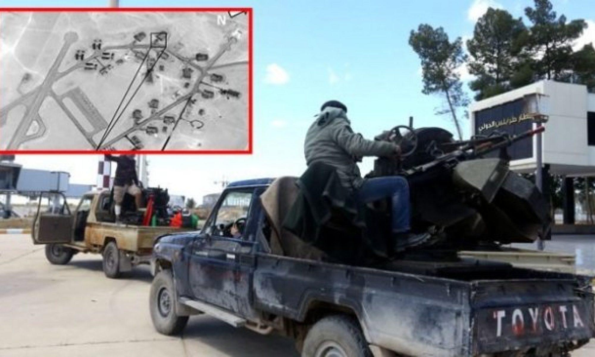 ABD: 'Rusya Libya'da tutunmaya çalışıyor