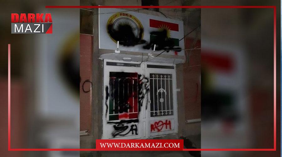 KDP-S bürosuna saldırı Cemil Bayık'ın talimatı ile mi oldu?ENKS, Rojava, Kürt ulusal birliği YPD